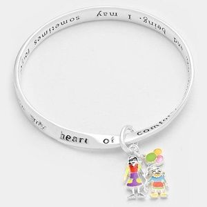 Jewelry - Mom and daughter bangle